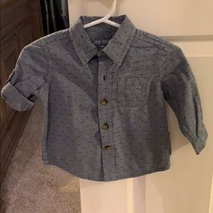 Baby- button up shirt